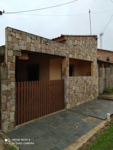 Casa 2 quartos mobiliada em Grussaí