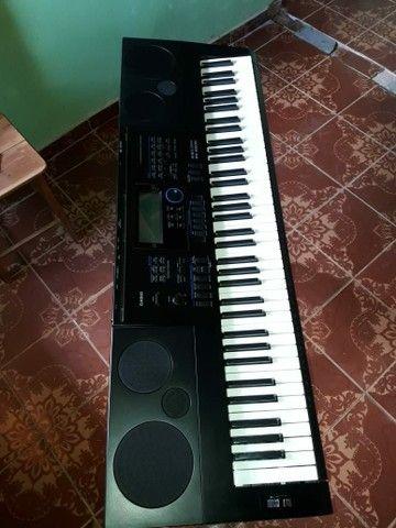 teclado arranjador 76 teclas  - Foto 2