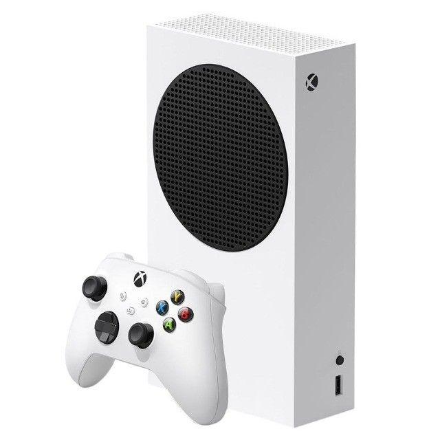 Xbox Series S 500GB Branco Novo/Lacrado! Com Nota Fiscal Garantia De 1 Ano - Foto 2