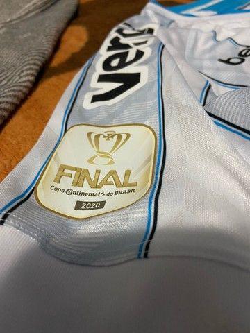Camisa Grêmio oficial de jogo  - Foto 3
