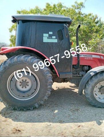 Trator Massey Ferguson 4275 - 4x4 <br> - Foto 4