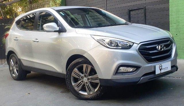 Hyundai ix35 Gls 2.0 Flex Automático 2017