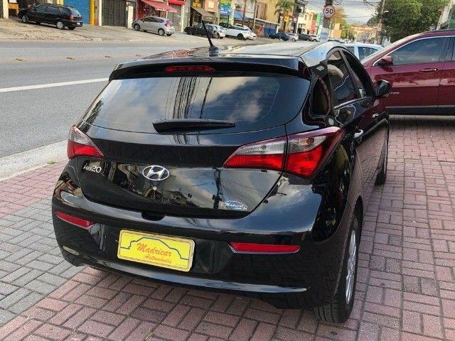 Hyundai/ HB20 2019 Unique 1.0 Único dono 3 cilindros Flex manual - Foto 8