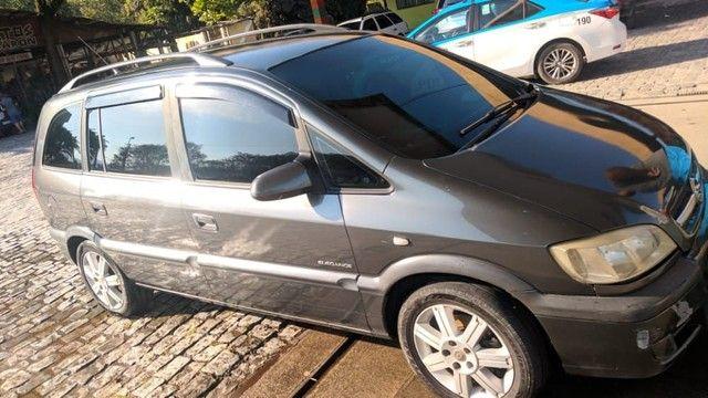 Vendo ou troco GM Zafira 2006 - Foto 4