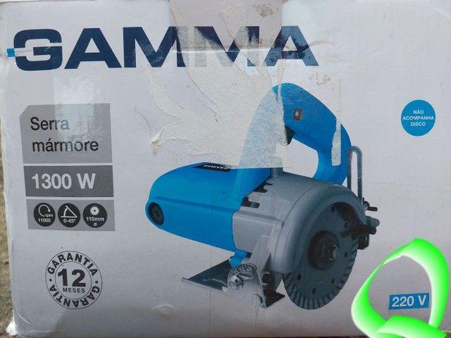 Serra mármore GAMMA 1.300W
