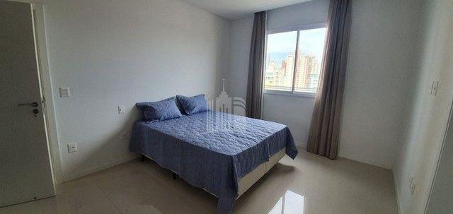 Apartamento Novo Mobiliado com amplo Living - Foto 13