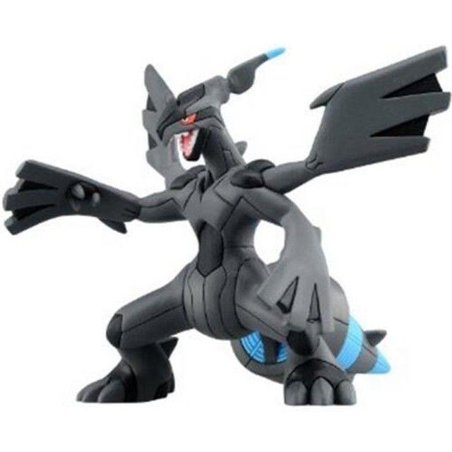 Boneco Pokémon Lendário Zekrom Tomy 10cm - Foto 2