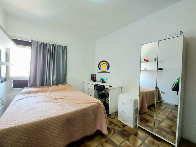 Excelente Localização, Apartamento 3 quartos em Boa Viagem, 138m², proximo a praia - Foto 10