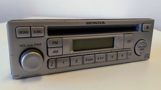 Radio Honda Fit 2004 até 2008
