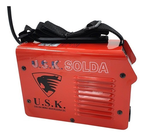 Maquina Solda Inversora Mini 232 Eletrodo Mma Tocha Tig Usk - Foto 3