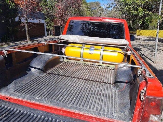 Ford Ranger 2008 Sport XLS 10A 4X2 - GNV 5° geração Motor 2.3 Completa  - Foto 3