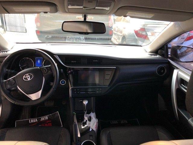 Corolla xei 2019 único dono - Foto 5