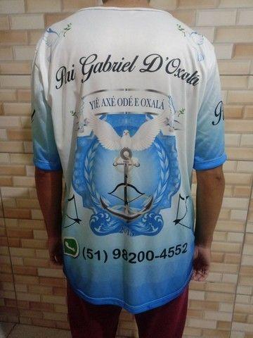 Camisetas sublimação total - Foto 2