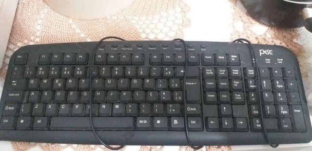 Vendo teclados de computador