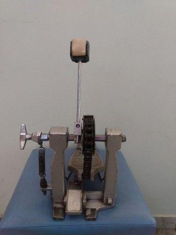 Pedal simples para bateria marca Tagima - Foto 2