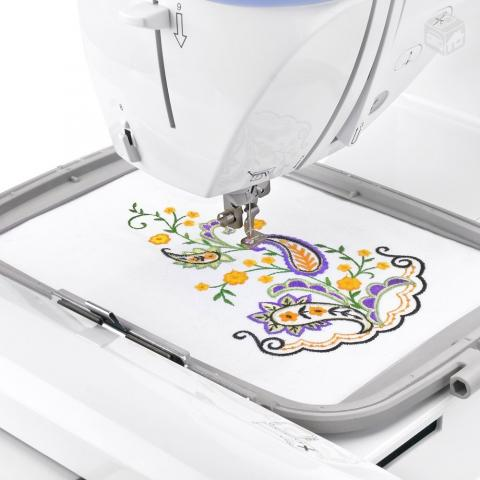 embroidery machine 770