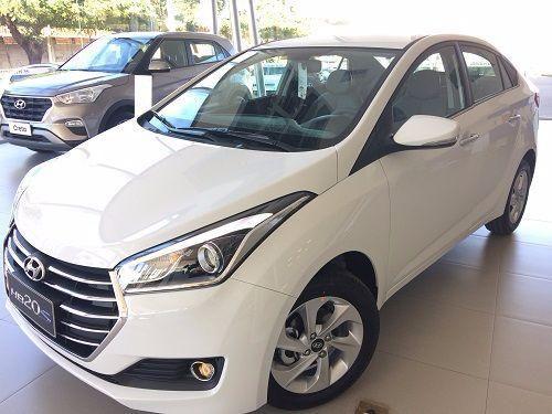 Hyundai Hb20s 1.6 AT Premium 2017/2017 0Km