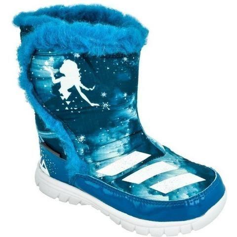 16bd1a2b1b7 Bota infantil Adidas Disney Frozen Mid