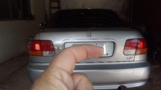 Honda Civic LX 1.6   98