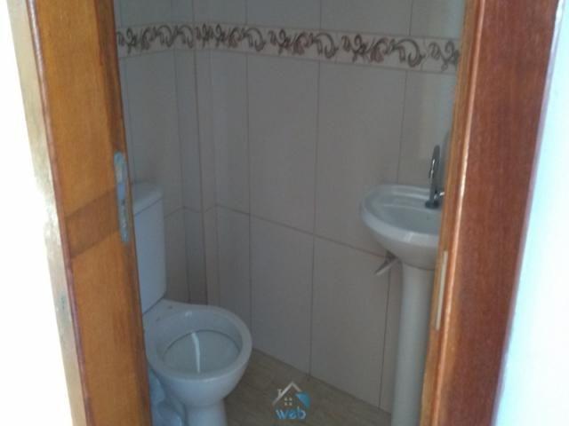 Ótimo sobrado no vitória régia com 3 quartos, sala, cozinha, banheiro, lavabo - Foto 10