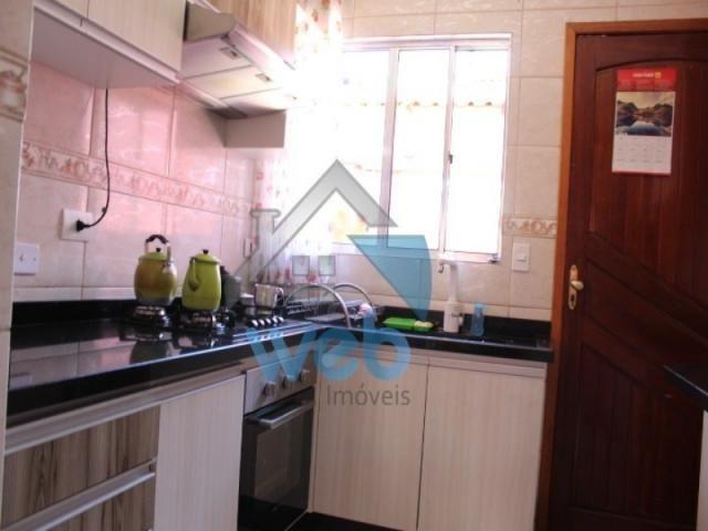 Excelente sobrado, dois quartos e cozinha planejada! - Foto 10
