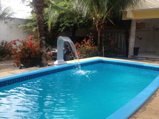 Casa de Praia Iparana Fim de Semana - piscina,wifi e Sky