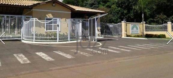 Terreno residencial à venda, João Aranha, Paulínia.