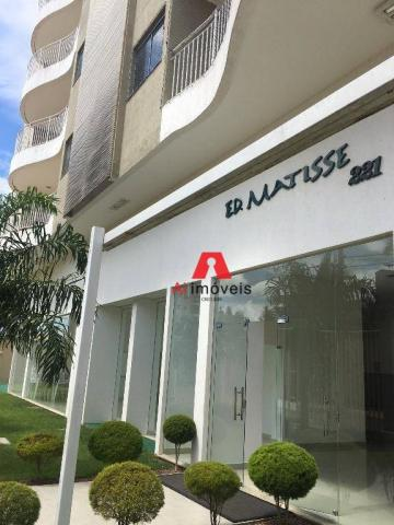 Apartamento Matisse Residence semi-mobiliado