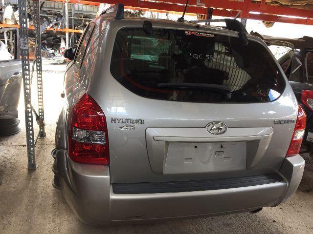 Peças usadas Hyundai Tucson 2009 2010 2.0 16v gasolina 143cv câmbio manual