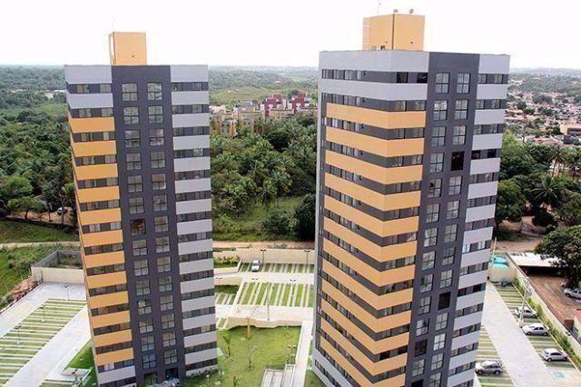 Apartamento 2/4 no Residencial Viver Bem em Cidade Satélite