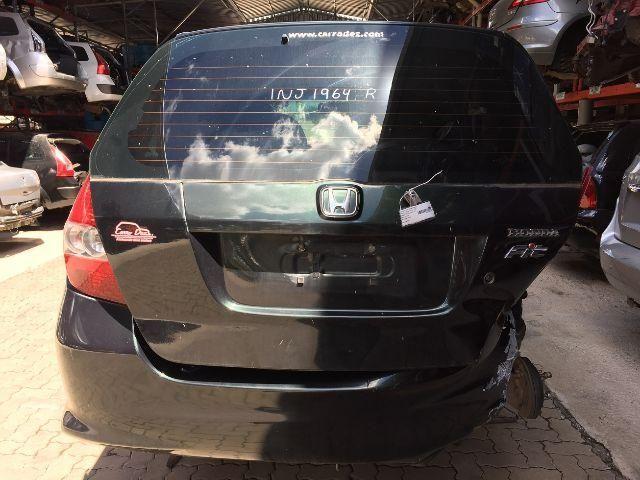 Peças usadas Honda Fit 2006 2007 1.4 8v gasolina 80cv câmbio manual - Foto 2