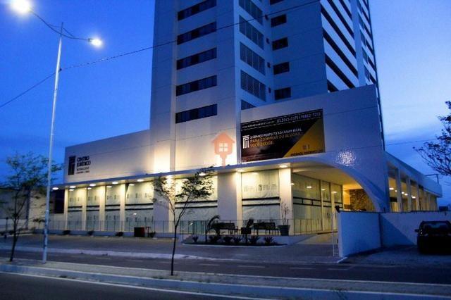 Centro Empresarial e Jurídico - Obra concluída -No bairro da Liberdade