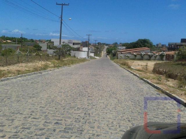 Terreno à venda, 450 m² por R$ 70.000 - Cidade Balneária Novo Mundo I - Conde/PB - Foto 4