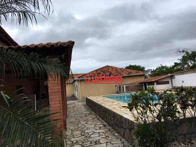 Sítio com 3 dormitórios para venda e locação, 3000m² - Inoã - Maricá/RJ - SI0009 - Foto 11