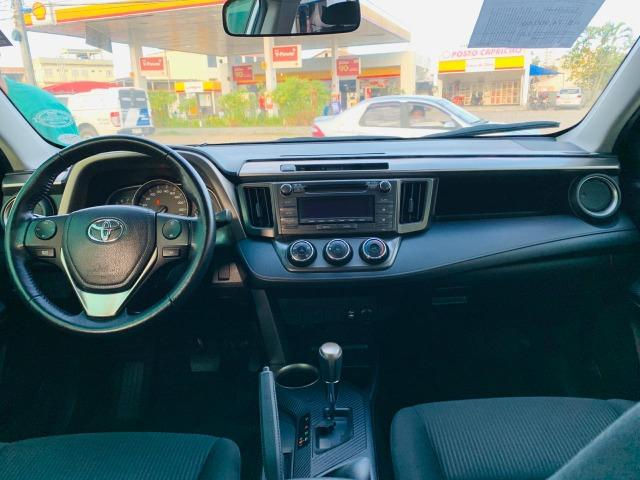 Toyota Rav4 aut. 4x2 , Estado Único ,50000km revisada Toyota 13/13 !!!!!! - Foto 9