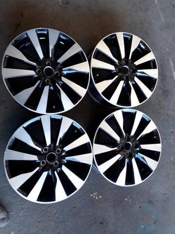 Roda aro 17 Nissan Kicks (original) - Foto 5