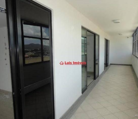 Sala para alugar, 23m² por R$700/mês - Piratininga - Niterói/RJ - SA0014 - Foto 2