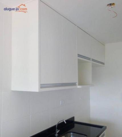Apartamento com 2 dormitórios à venda, 65 m² por r$ 330.000 - parque industrial - são josé - Foto 9