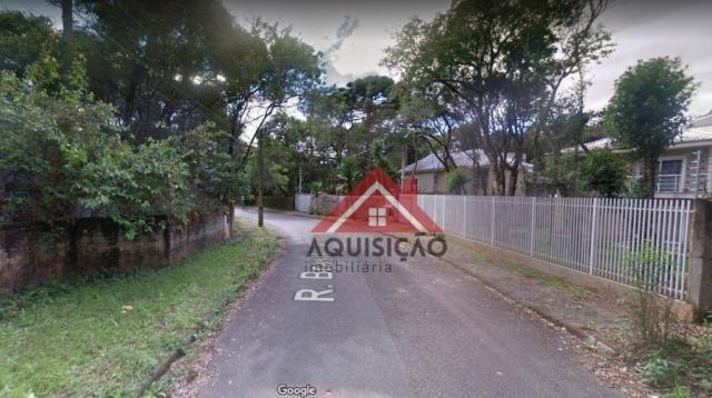 Terreno à venda, 1066 m² por r$ 530.000,00 - cidade industrial - curitiba/pr - Foto 14