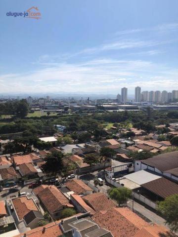 Apartamento com 2 dormitórios à venda, 65 m² por r$ 330.000 - parque industrial - são josé - Foto 3