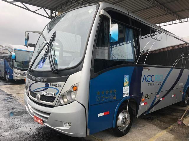 Micro-ônibus Neobus com WC - ano 2013 - Foto 2