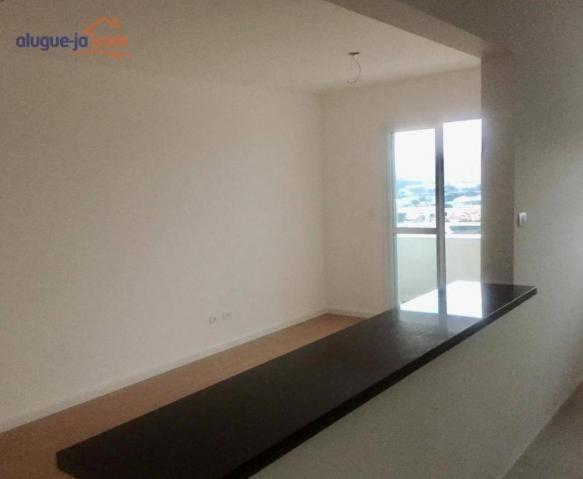 Apartamento com 2 dormitórios à venda, 65 m² por r$ 330.000 - parque industrial - são josé - Foto 4