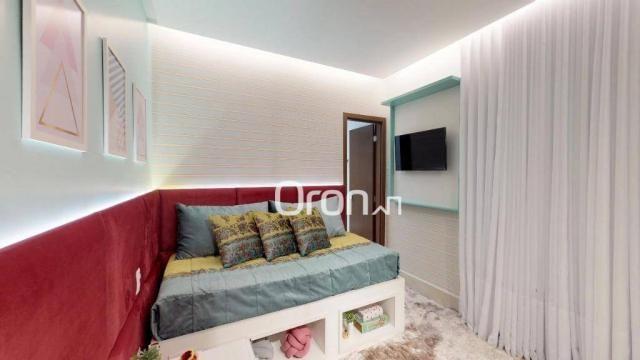 Casa com 4 dormitórios à venda, 201 m² por R$ 687.000,00 - Sítios Santa Luzia - Aparecida  - Foto 12