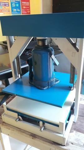 COMPACTA PRINT (Máquina para fazer sandálias) - Foto 3