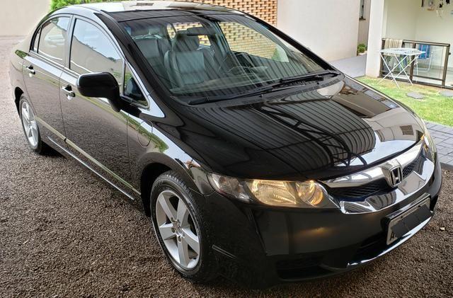Honda Civic Lxs 2010; 1.8 flex; impecável - Foto 4
