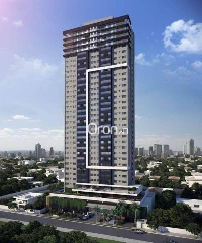 Apartamento à venda, 66 m² por r$ 339.000,00 - jardim américa - goiânia/go - Foto 2