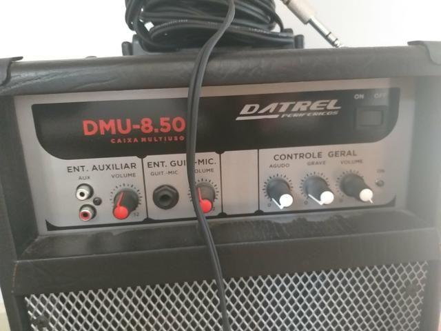 Amplificador Multiuso Dmu-8.50