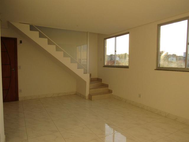 Cobertura à venda com 3 dormitórios em Caiçara, Belo horizonte cod:4912