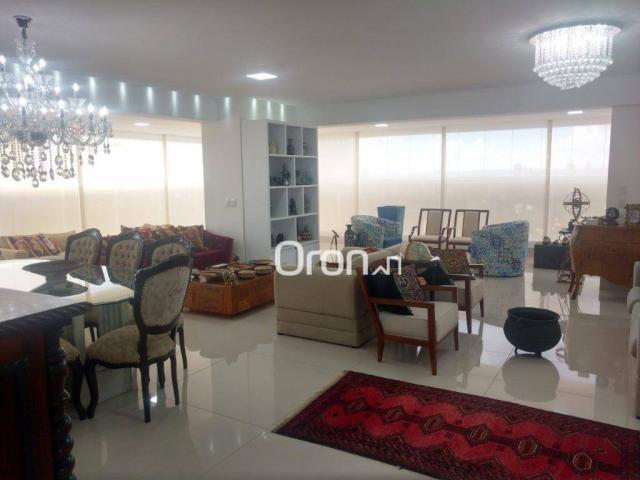 Apartamento à venda, 265 m² por R$ 2.450.000,00 - Setor Marista - Goiânia/GO