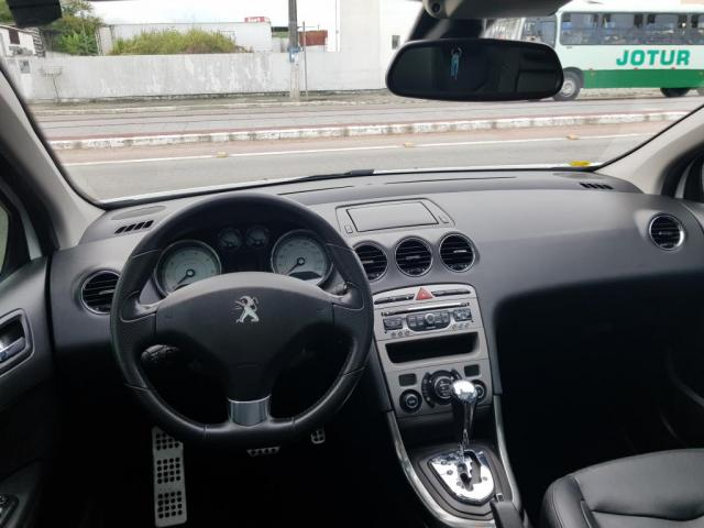 308 Feline 1.6 Turbo Aut** Teto 2013 - Foto 6